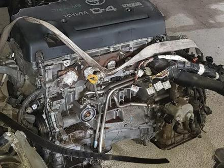 Двигатель тойота авенсис 2.4 d4 привозной из японии за 280 000 тг. в Нур-Султан (Астана) – фото 2