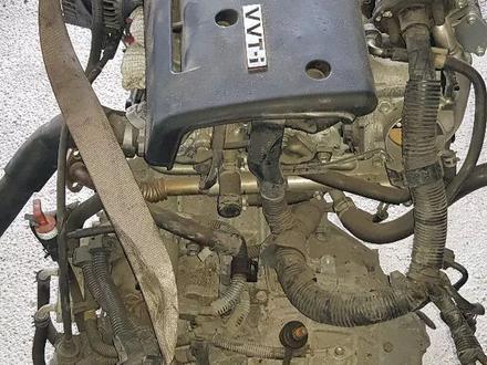 Двигатель тойота авенсис 2.4 d4 привозной из японии за 280 000 тг. в Нур-Султан (Астана) – фото 3
