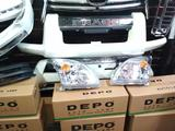 Фары на Toyota LC Prado 120. Головная оптика на TLC… за 32 000 тг. в Караганда – фото 2