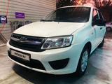 ВАЗ (Lada) Granta 2190 (седан) 2015 года за 2 800 000 тг. в Алматы – фото 3