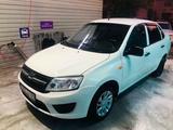ВАЗ (Lada) Granta 2190 (седан) 2015 года за 2 800 000 тг. в Алматы – фото 4