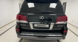 Lexus LX 570 2008 года за 14 500 000 тг. в Шымкент – фото 4