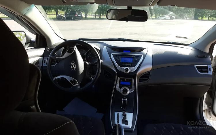 Hyundai Avante 2011 года за 4 400 000 тг. в Нур-Султан (Астана)
