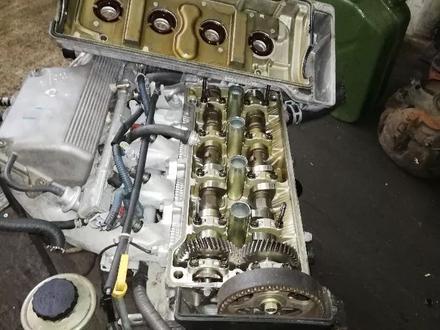 Двигатель тойота Карина Е. 7А в Алматы