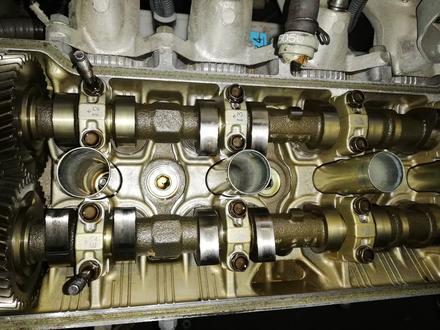 Двигатель тойота Карина Е. 7А в Алматы – фото 2