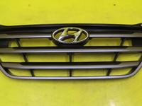 Решетка радиатора Hyundai Tucson 3 (15-н. в. ) за 22 500 тг. в Нур-Султан (Астана)