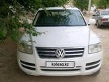 Volkswagen Touareg 2005 года за 3 800 000 тг. в Жанаозен – фото 5