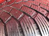 R 18 диски тойота оригинал с резиной 285-60-18 continental зима за 155 000 тг. в Алматы – фото 3