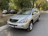Lexus RX 400h 2007 года за 6 700 000 тг. в Алматы – фото 2