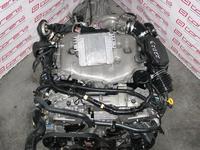 Двигатель Infiniti FX35 Инфинити ФХ35 за 555 тг. в Алматы