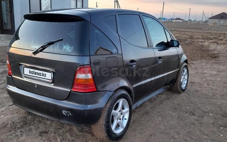 Mercedes-Benz A 140 1997 года за 1 000 000 тг. в Уральск