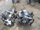 Двигатель с коробкой zd30, td42, rd28 НА Nissan Patrol 60, 61 в Алматы – фото 2