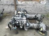 Двигатель с коробкой zd30, td42, rd28 НА Nissan Patrol 60, 61 в Алматы – фото 3