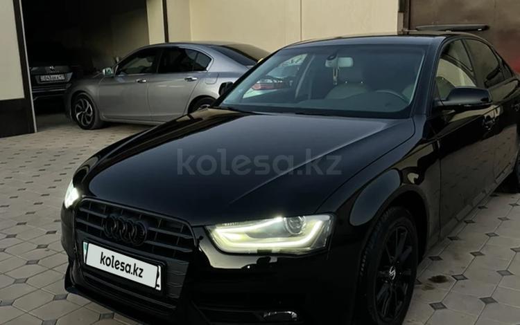 Audi A4 2014 года за 8 500 000 тг. в Алматы