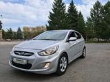 Hyundai Solaris 2013 года за 2 900 000 тг. в Петропавловск – фото 2