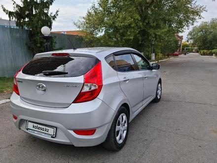 Hyundai Solaris 2013 года за 2 900 000 тг. в Петропавловск – фото 3