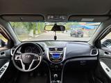Hyundai Solaris 2013 года за 2 900 000 тг. в Петропавловск – фото 5