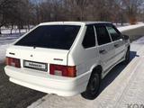 ВАЗ (Lada) 2114 (хэтчбек) 2012 года за 1 550 000 тг. в Талдыкорган – фото 4