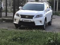 Lexus RX 350 2014 года за 11 000 000 тг. в Алматы