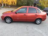 ВАЗ (Lada) Kalina 1118 (седан) 2007 года за 800 000 тг. в Костанай – фото 4