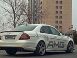 Mercedes-Benz E 55 AMG 2003 года за 6 500 000 тг. в Шымкент – фото 2