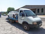 ГАЗ  Газель 2002 года за 2 850 000 тг. в Шымкент – фото 3