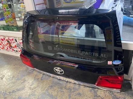 Крышка багажника в сборе Land Cruiser 200 2016 + за 777 тг. в Алматы – фото 5