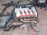Контрактный двигатель на Volkswagen Passat B5 + 2.0 ALT за 250 000 тг. в Алматы – фото 2