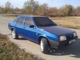 ВАЗ (Lada) 21099 (седан) 2003 года за 670 000 тг. в Уральск – фото 4