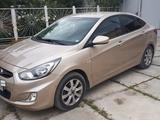 Hyundai Accent 2012 года за 4 000 000 тг. в Тараз – фото 4