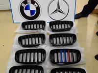 Решетка радиатора BMW e70 ноздри за 20 000 тг. в Нур-Султан (Астана)