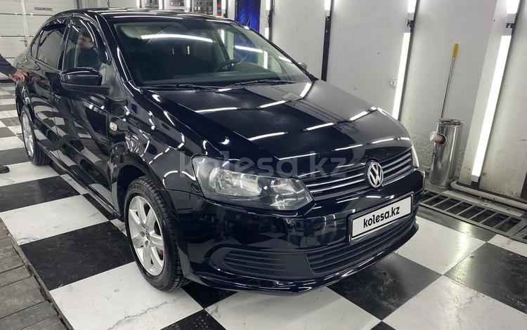 Volkswagen Polo 2015 года за 4 100 000 тг. в Алматы
