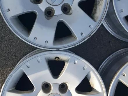 Комплект дисков из Японии за 80 000 тг. в Алматы – фото 3