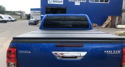 Крышка трехсекционная алюминиевая Toyota Hilux за 300 000 тг. в Нур-Султан (Астана) – фото 5