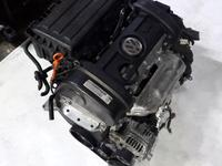 Двигатель Volkswagen BUD 1.4 Golf 5, Golf Plus, Caddy 3… за 450 000 тг. в Шымкент