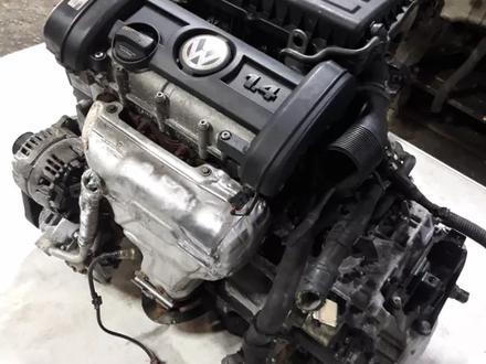 Двигатель Volkswagen BUD 1.4 Golf 5, Golf Plus, Caddy 3… за 350 000 тг. в Шымкент – фото 3