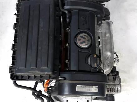 Двигатель Volkswagen BUD 1.4 Golf 5, Golf Plus, Caddy 3… за 350 000 тг. в Шымкент – фото 4