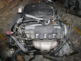 Двигатель HONDA D17A Контрактная| Доставка ТК, Гарантия за 216 600 тг. в Новосибирск