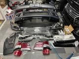 Комплект рестайлинга (переделка) на Lexus LX570 2007-2011 под 2012-2015 г за 850 000 тг. в Актау
