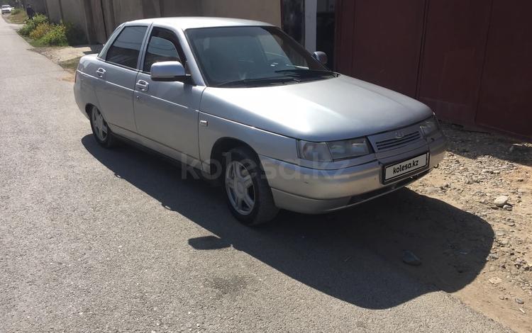 ВАЗ (Lada) 2110 (седан) 2007 года за 1 000 000 тг. в Шымкент