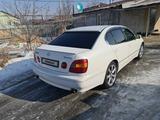 Lexus GS 300 1999 года за 4 000 000 тг. в Алматы – фото 5