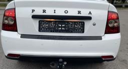 ВАЗ (Lada) Priora 2172 (хэтчбек) 2012 года за 2 000 000 тг. в Костанай – фото 4