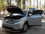 Toyota Highlander 2012 года за 11 000 000 тг. в Тараз