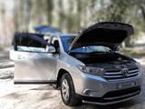 Toyota Highlander 2012 года за 11 000 000 тг. в Тараз – фото 2