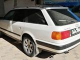 Audi 100 1992 года за 2 100 000 тг. в Тараз – фото 4