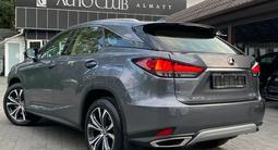 Lexus RX 300 2021 года за 31 000 000 тг. в Алматы – фото 3