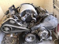 Двигатель audi a6 c5 2.8 30 клапанный за 59 999 тг. в Алматы