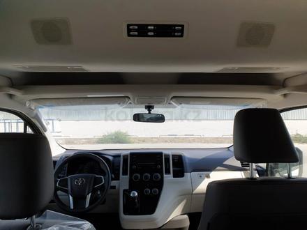 Toyota HiAce 2019 года за 22 800 000 тг. в Алматы – фото 12