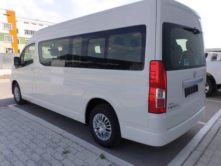Toyota HiAce 2019 года за 22 800 000 тг. в Алматы – фото 5