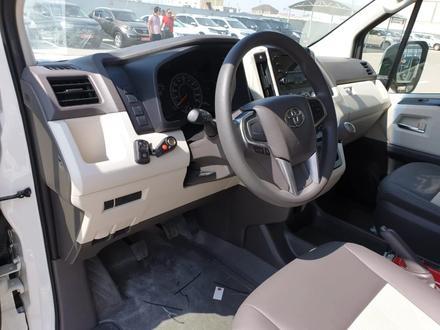 Toyota HiAce 2019 года за 22 800 000 тг. в Алматы – фото 8